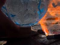 """""""Святой источник"""" выпустил к ЧМ-2018 бутылку с """"зажигательной водой"""" (ВИДЕО)"""