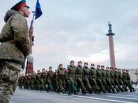 """В Петербурге репетицию парада внезапно перенесли на день акции """"Он нам не царь"""""""