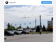 В Волгограде из-за кортежа спикера Совфеда Валентины Матвиенко задержали проезд скорой (ВИДЕО)