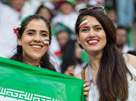 Иранки воспользовались ЧМ-2018 в России, чтобы снять хиджабы (ФОТО)