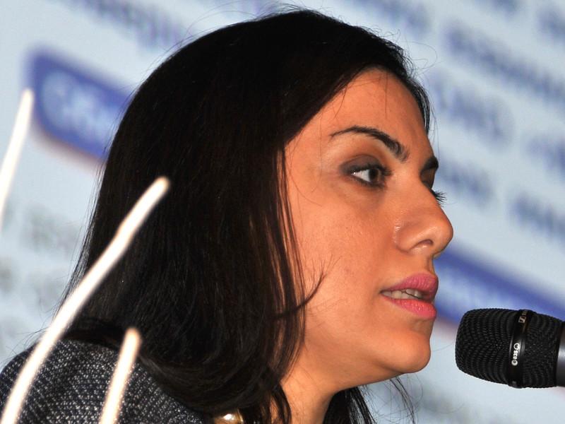 Карина Цуркан, июнь 2012 года