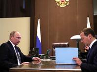 В Кремле не придают значения снижению рейтинга Путина и Медведева