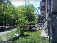 Взрыв газового баллона в челябинской пятиэтажке: разрушен балкон, женщина и ребенок в реанимации