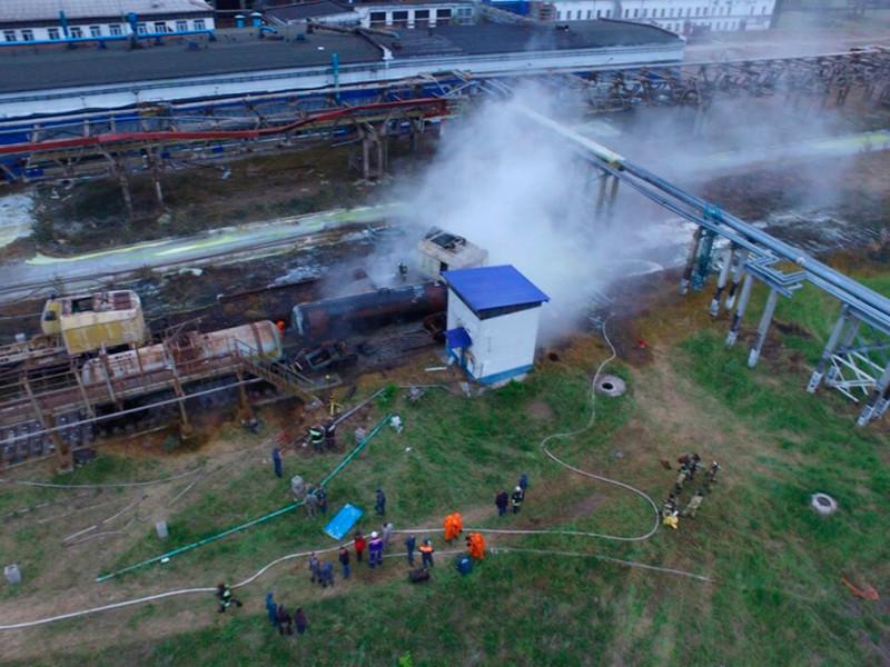 На закрытом химпредприятии в Иркутской области произошла утечка неизвестного вещества