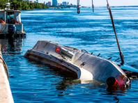 СК РФ задержал владельца лодочной станции, не предотвратившего крушение катамарана на Волге