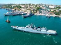 Минобороны назвало фейком сообщение Reuters о приведении ВМФ в Крыму в боевую готовность на время чемпионата