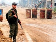 Помимо этого, представители Центра сообщили, что сирийские правительственные войска при поддержке ВКС России 11 июня предотвратили попытку прорыва боевиков из района Эт-Танфа в направлении Пальмиры