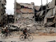 Сирия, 22 мая 2018 года
