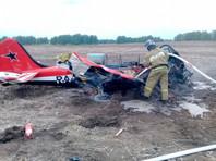 """Самолет упал в 500 метрах от вертолетной площадки """"Гелион"""", рядом 217 км трассы Р-256 """"Чуйский тракт"""" и комплексом придорожного питания """"Облепиха"""""""