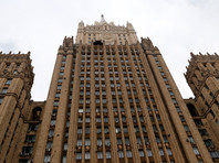 МИД РФ пообещал припомнить США манеру расширять санкции перед национальными праздниками в России