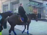 Камчатский депутат приехал в парламент  на коне в знак протеста против роста цен на бензин (ВИДЕО)