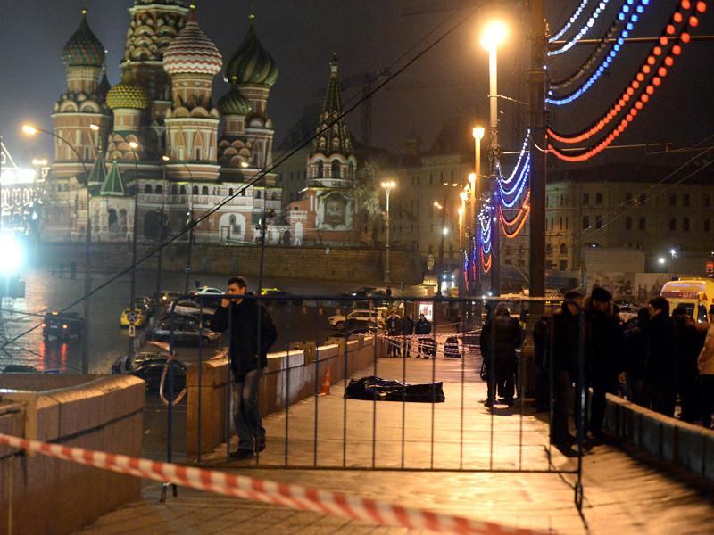 Бориса Немцова застрелили 27 февраля 2015 года на Большом Москворецком мосту в центре Москвы