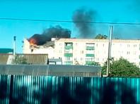 В городе Заинске в Татарстане в жилом доме взорвался газ