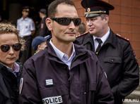 В Екатеринбурге перед матчем сборных Франции и Перу заметили иностранную полицию