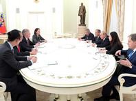 В Кремле надеются, что эта встреча станет первым шагом для сближения США и России