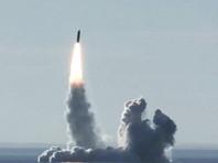 """Ракетный комплекс Д-30 с межконтинентальной баллистической ракетой Р-30 """"Булава"""" по результатам успешных испытаний в 2018 году принят на вооружение ВМФ России"""