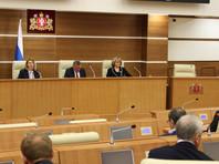 Депутаты Законодательного собрания Свердловской области во вторник, 5 июня, приняли в трех чтениях законопроект, предусматривающий отмену прямых выборов мэра Нижнего Тагила