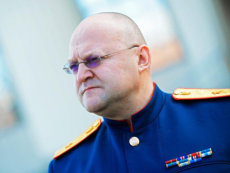 Начальник Главного следственного управления (ГСУ) Следственного комитета по Москве Александр Дрыманов