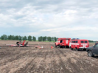 В Алтайском крае разбился Як-52, погибли два пилота