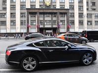 Госдуме порекомендовали отклонить законопроект о запрете на покупку служебных авто дороже 2 млн рублей