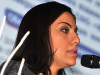 """Карина Цуркан прокомментировала свой арест: """"Я стала частью чьей-то игры"""""""