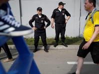 Шведского болельщика после матча нашли избитым на пороге ресторана в Екатеринбурге