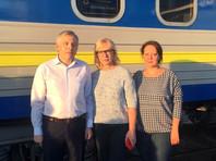 Российский и украинский омбудсмены обменялись списками заключенных и составили план их посещения