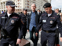 Британский ЛГБТ-активист, задержанный за пикет в Москве, покинул Россию, не дождавшись суда