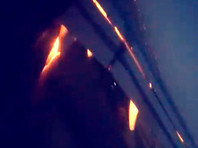 Двигатель самолета с футболистами Саудовской Аравии загорелся по пути в Ростов-на-Дону (ВИДЕО)