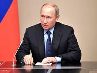 Путин поздравил  выпускников российских школ, призвав  не ограничиваться лайками в соцсетях