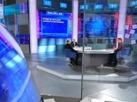 Вопросы, на которые Путин не ответил во время прямой линии: соцсети публикуют, какие надписи появлялись на экранах в студии во время эфира