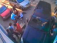 Уральская полиция спустя два дня прокомментировала инцидент с наездом на людей джипа  возле пивной (ВИДЕО)