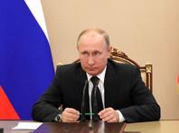 """Владимир Путин подписал закон """"О мерах воздействия на недружественные действия США и иных иностранных государств"""""""
