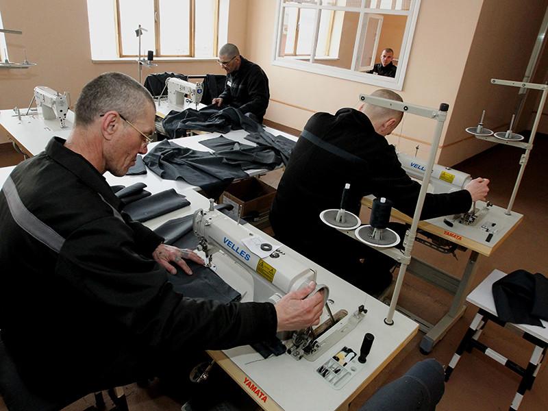 ФСИН назвала самые востребованные профессии с тюрьме