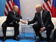 В Кремле оценили вероятность обсуждения принадлежности Крыма на встрече Путина и Трампа