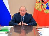 Путин присвоил частям российской армии имена городов Украины