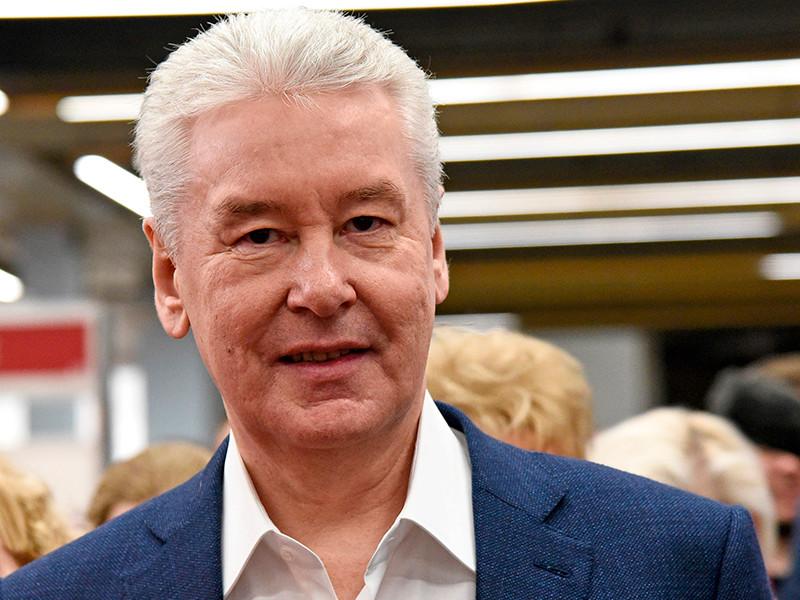 Мэр Москвы Сергей Собянин не участвует в предвыборных дебатах, как и перед прошлыми выборами в столице
