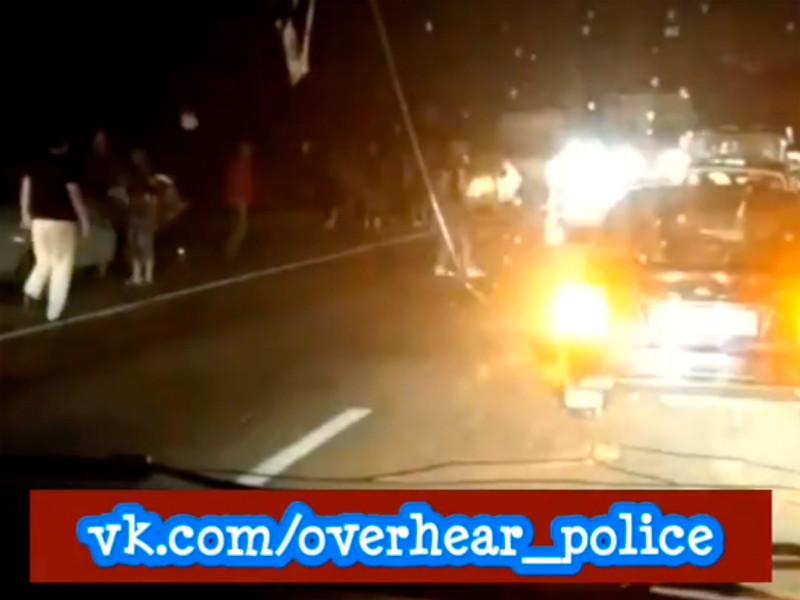 В Дагестане неизвестные обстреляли наряд ДПС - двое полицейских погибли