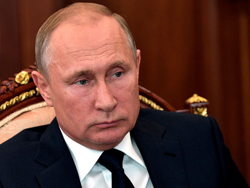 Президент РФ Владимир Путин отслеживает реакцию общества на планы правительства провести пенсионную реформу