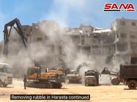После саммита в Хельсинки  Россия предложила США вместе оплатить  восстановление Сирии