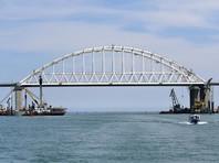 Крымский мост подписали  на картах Google на украинском языке