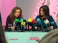 В пользу Надежды Толоконниковой и Марии Алехиной, получившей в России реальные сроки, суд постановил взыскать с России по 16 тысяч евро