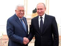 Президент Владимир Путин в преддверии закрытия ЧМ-2018 встретился с прилетевшим на это мероприятие в Москву президентом Государства Палестина Махмудом Аббасом. Палестинский лидер заявил, что организация ЧМ-2018 была успешной
