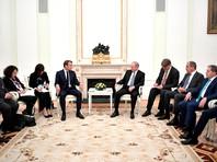 Путин выразил надежду, что Россия и Франция преодолеют сложности в отношениях