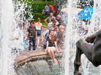 Тридцатиградусная жара вернется в Москву в выходные