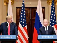 Кремль подкорректировал слова Путина о референдуме в Крыму, сказанные после переговоров с Трампом