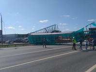 В региональном главке МЧС сообщили, что авария произошла на 33-м километре Ярославского шоссе в городе Пушкино, в результате инцидента есть пострадавшие