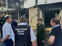 В Сочи 8 человек погибли при пожаре, произошедшем, предположительно, из-за взрыва самогонного аппарата