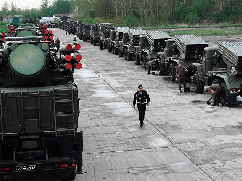 По данным сайта, российский военный потенциал в этом районе усиленно наращивается с 2015 года. В период с марта по июнь 2018 здесь был проведен ряд работ по усовершенствованию некоего подобия склада с боеприпасами