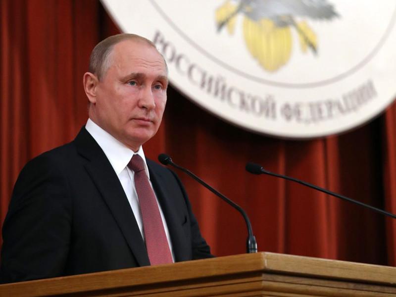 Путин предрек обострение ситуации на востоке Украины и вспомнил о перспективе принятия страны в НАТО